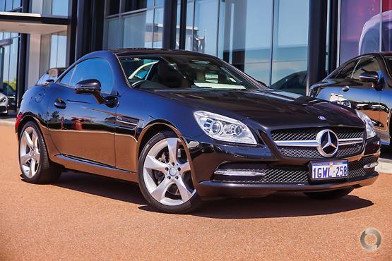 2012 Mercedes-Benz SLK 350 BLUEEFFICIENCY