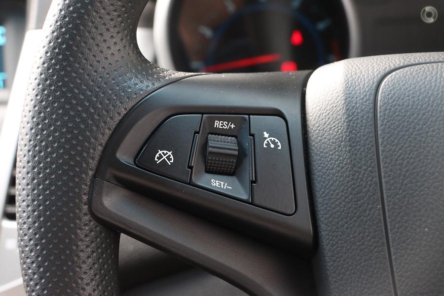 2011 Holden Cruze CD JH Series II
