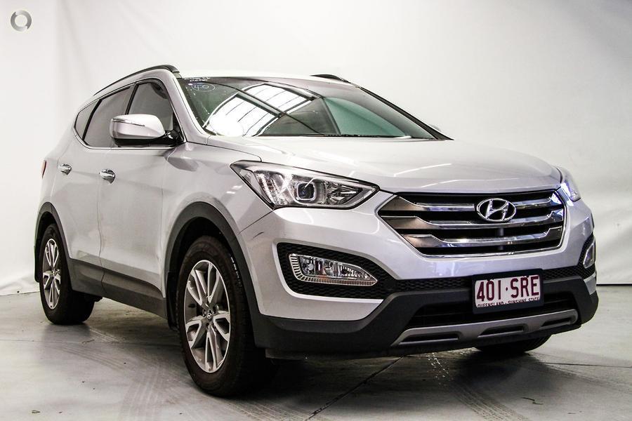 2012 Hyundai Santa Fe Active DM