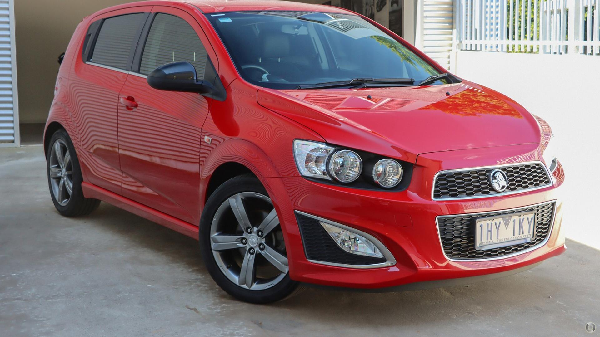 2016 Holden Barina RS TM