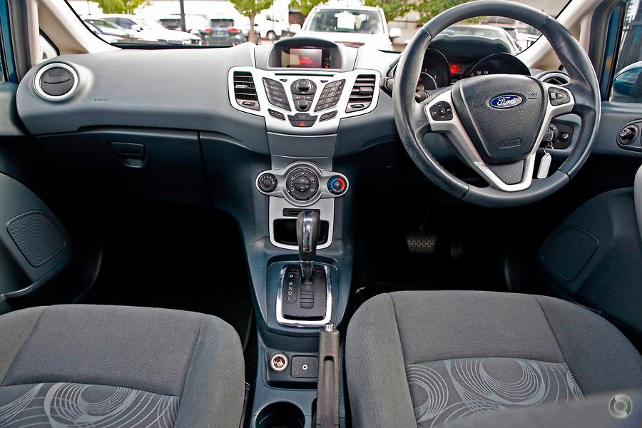 2010 Ford Fiesta CL WS