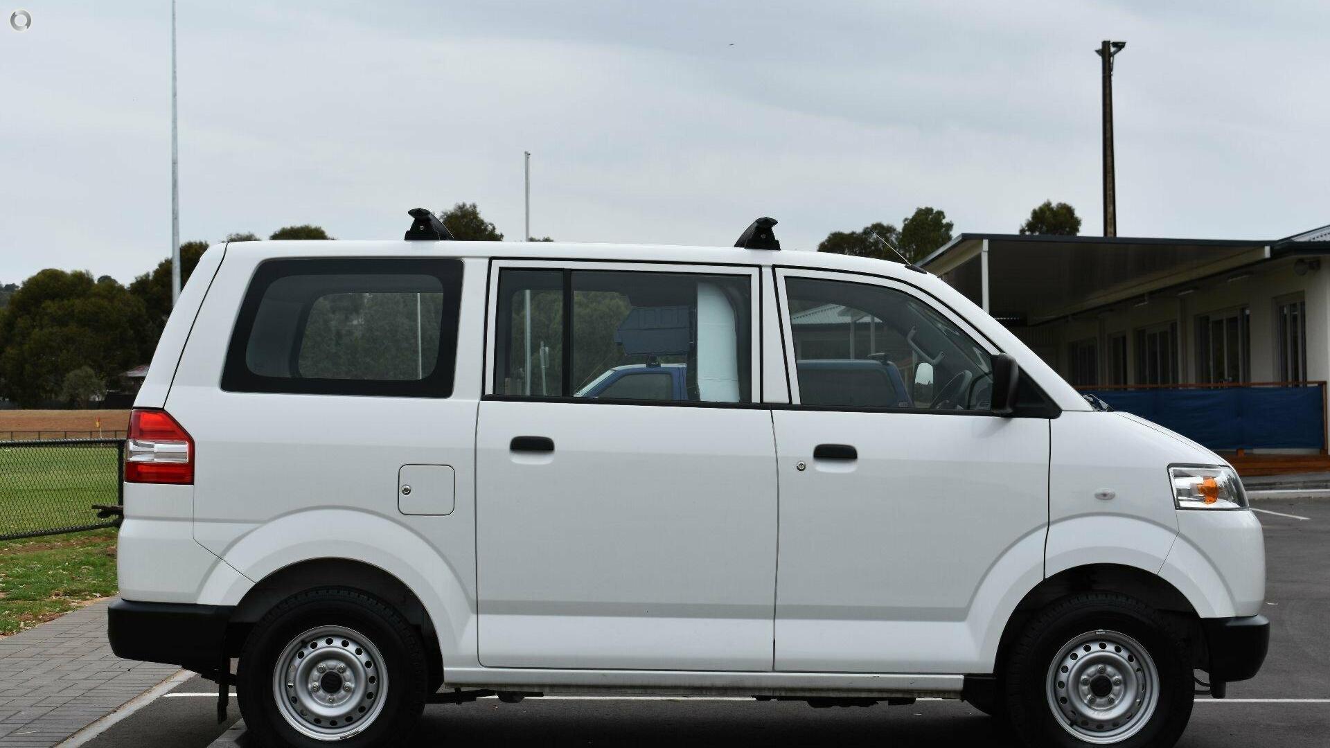 2016 Suzuki Apv  (No Series)