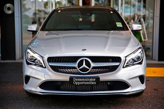 2018 Mercedes-Benz CLA 180