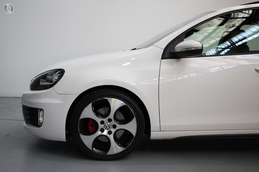 2010 Volkswagen Golf GTI VI
