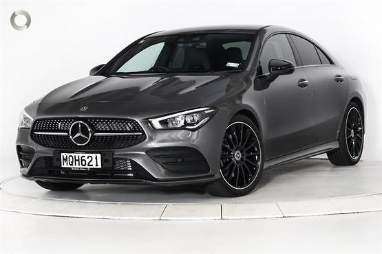 2020 Mercedes-Benz <br>CLA 200