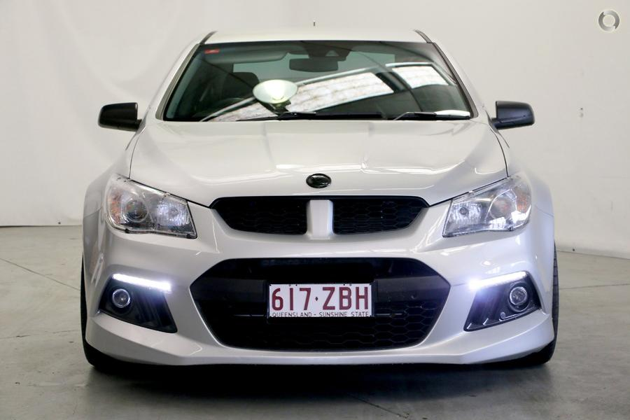 2015 Holden Special Vehicles Clubsport R8 25th Anniversary GEN-F