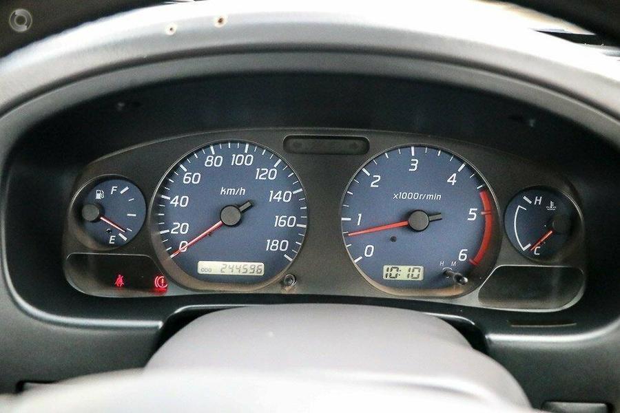 2005 Nissan Navara DX D22