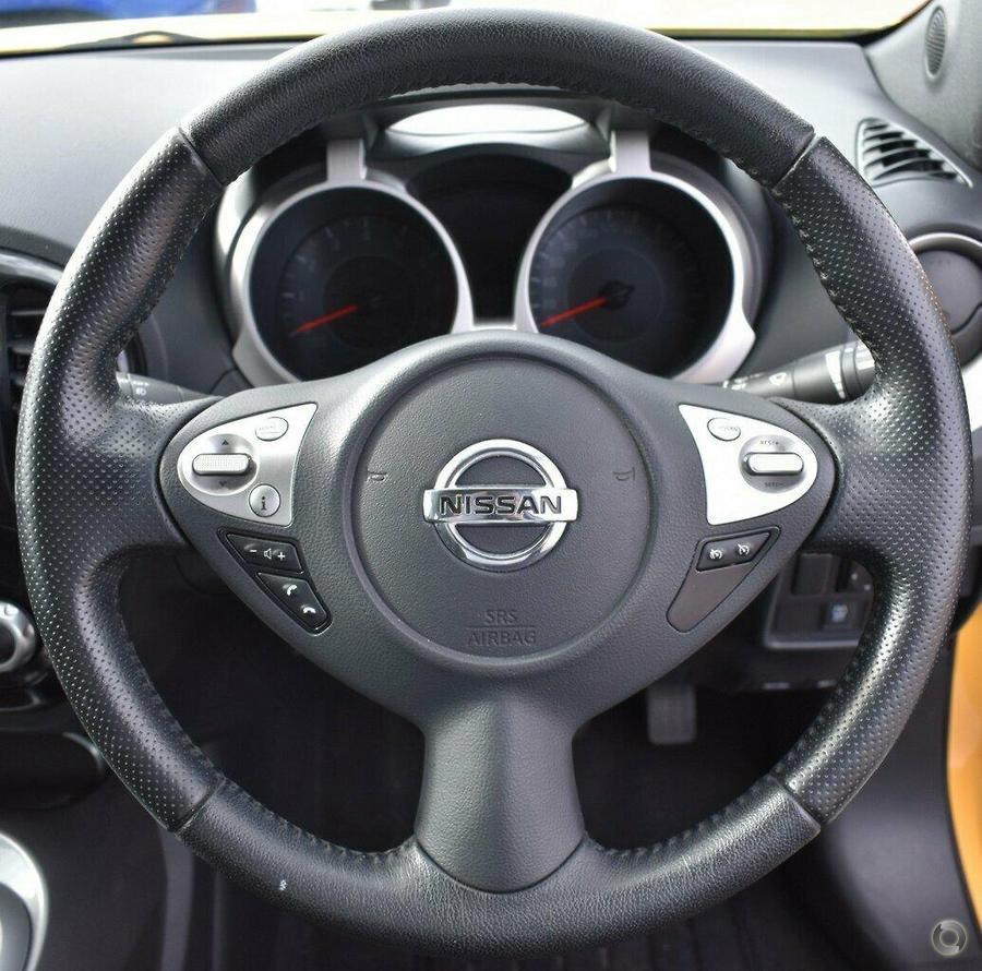 2016 Nissan JUKE ST