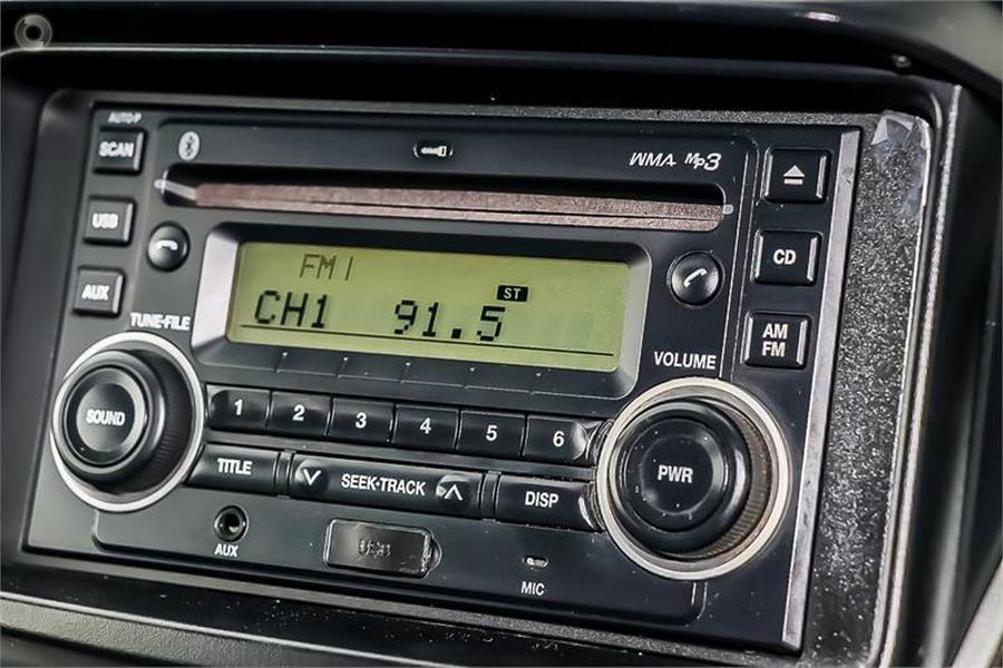 2012 Mitsubishi Triton GL-R MN