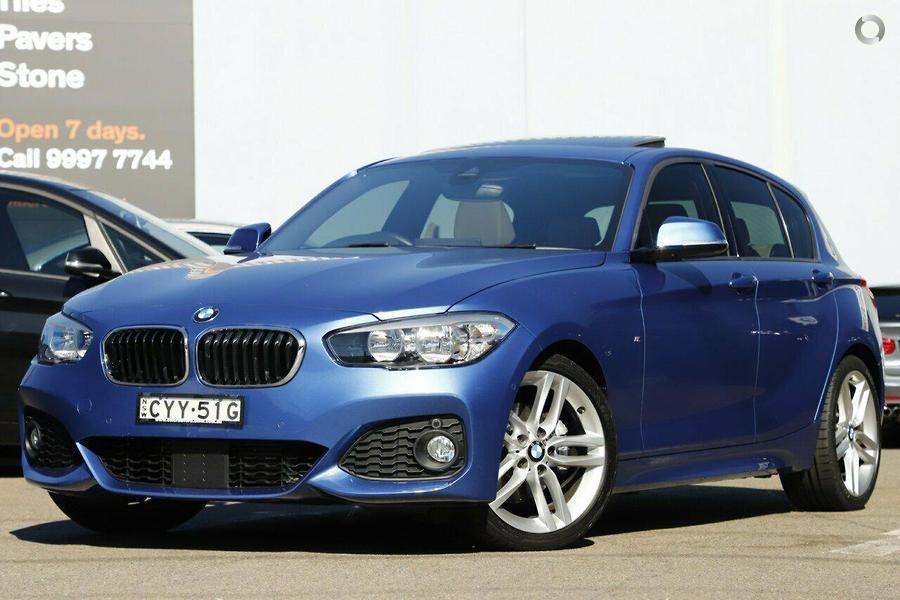 2015 BMW 120i M Sport