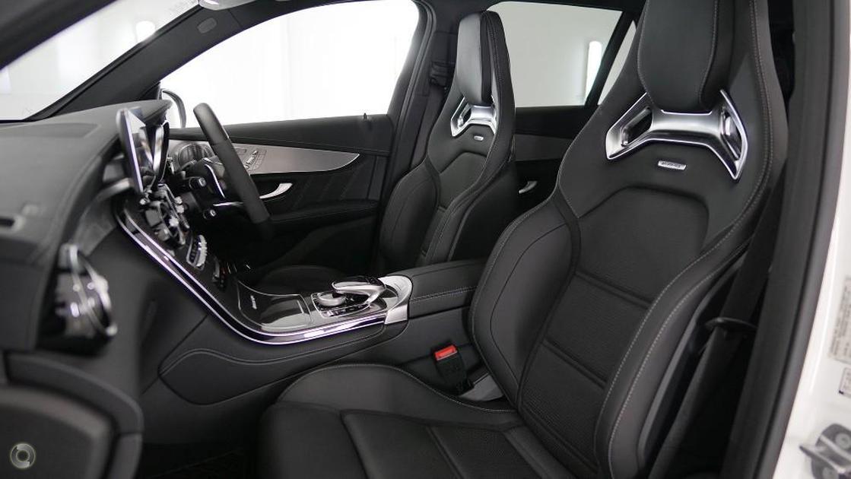 2018 Mercedes-Benz GLC 63 AMG S Wagon