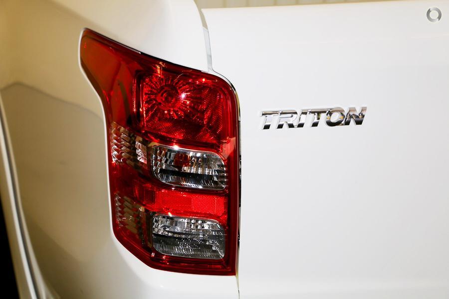 2016 Mitsubishi Triton GLS MQ