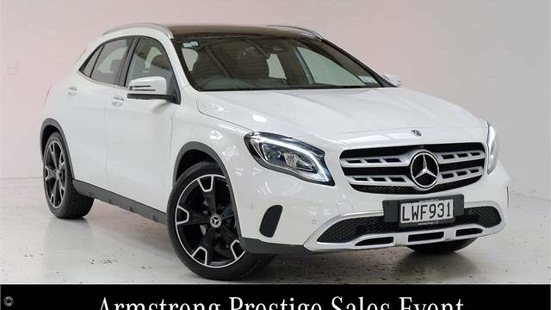 2019 Mercedes-Benz GLA 250 Wagon