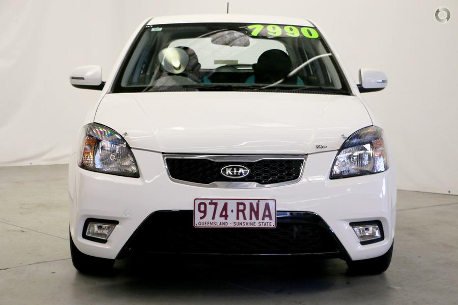 2010 Kia Rio Sports Special Edition JB