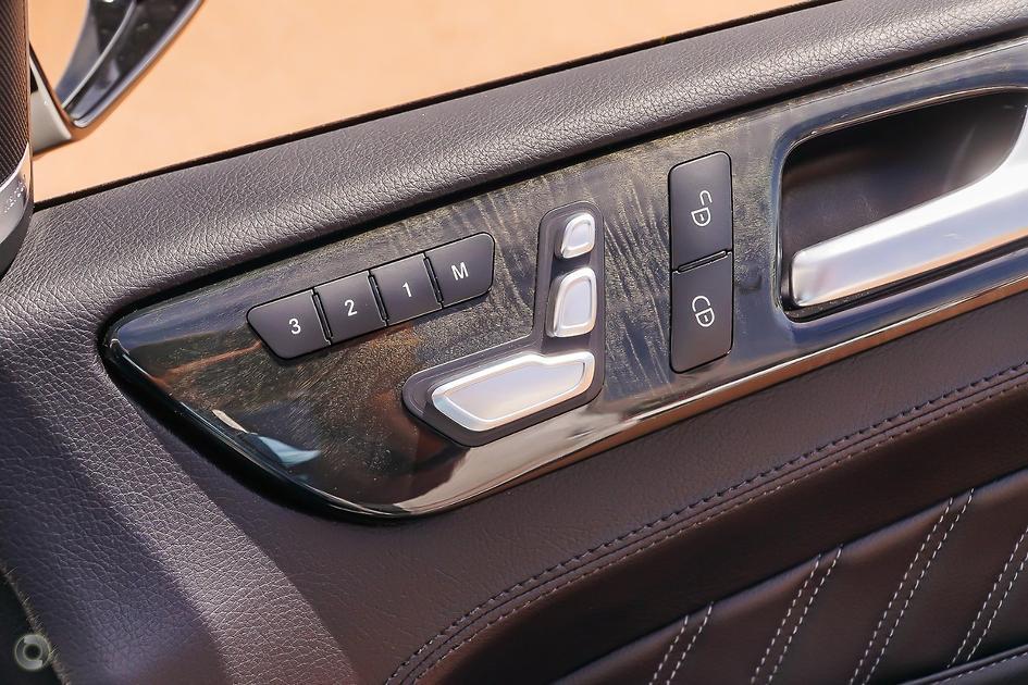 2017 Mercedes-Benz GLE 43 AMG Wagon