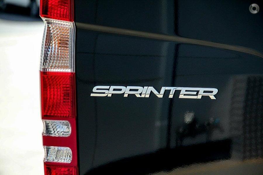 2017 Mercedes-benz Sprinter 313CDI NCV3