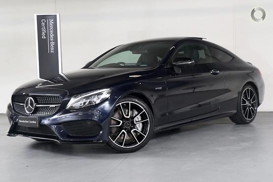 2018 Mercedes-Benz C 43