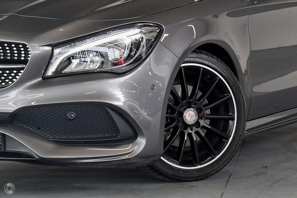 2016 Mercedes-Benz CLA 200 Coupe