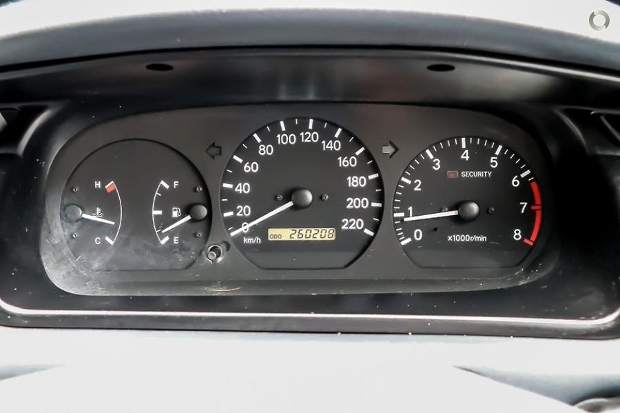 1999 Toyota Camry Conquest SXV20R