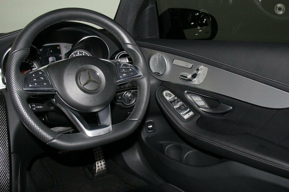 2017 Mercedes-Benz GLC 43 AMG Coupé