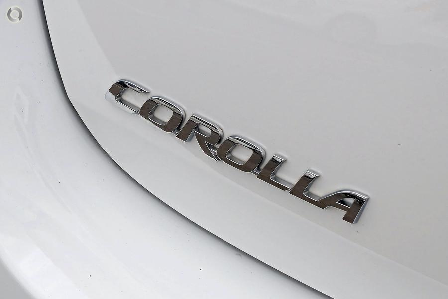 2018 Toyota Corolla Ascent ZRE182R