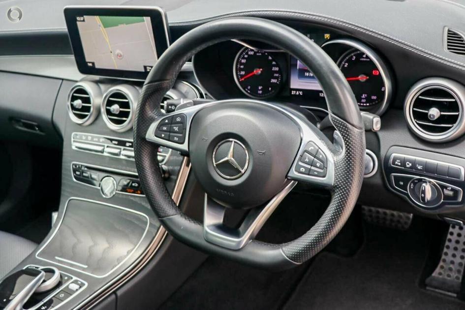 2017 Mercedes-Benz C 200 Coupé