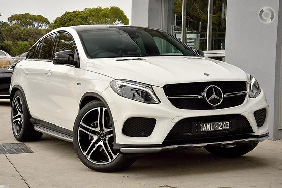 2018 Mercedes-Benz <br>GLE 43