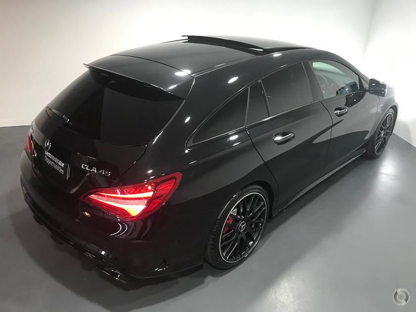 2018 Mercedes-Benz CLA 45 AMG Shooting Brake