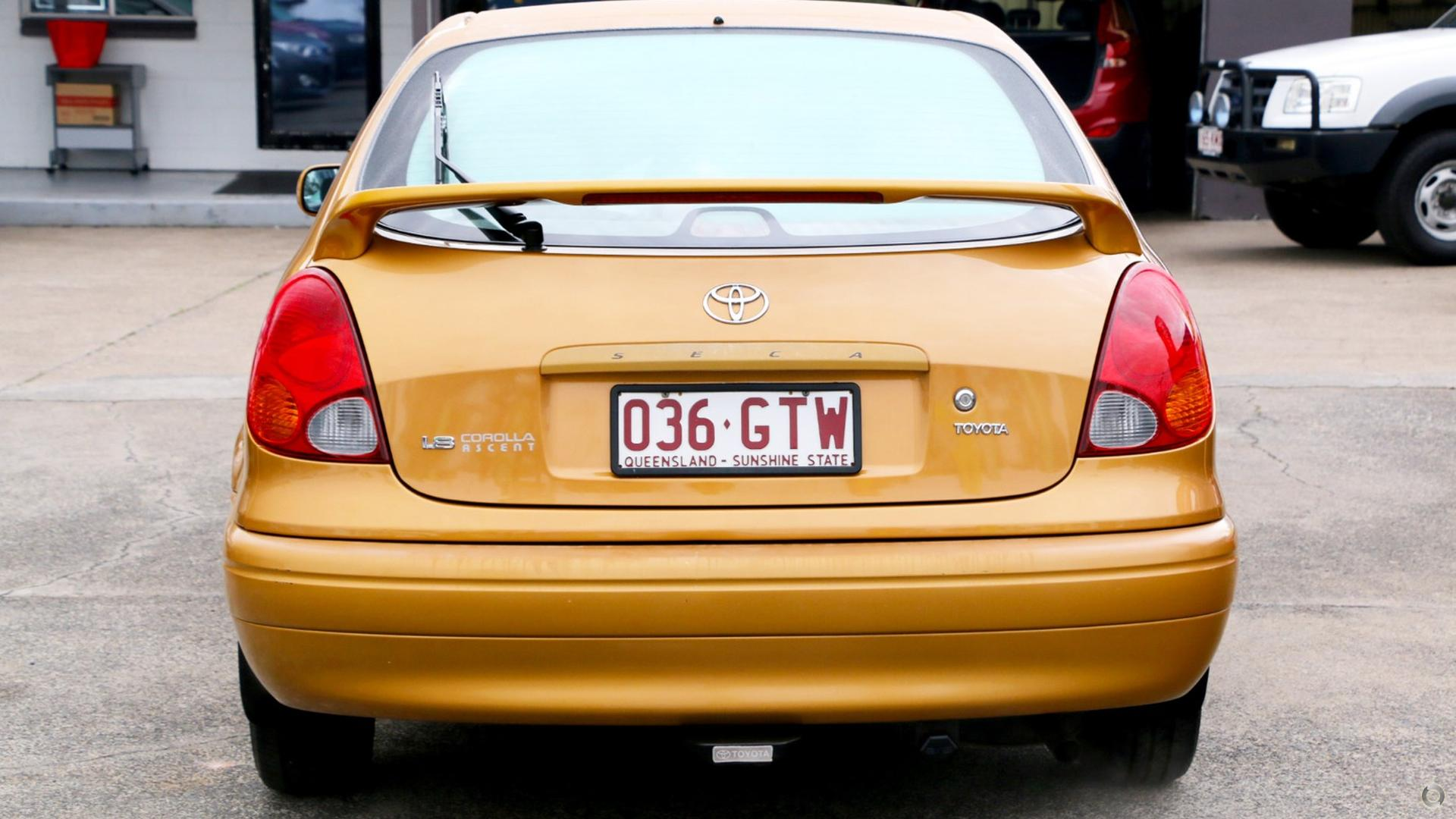 2000 Toyota Corolla Ascent Seca AE112R