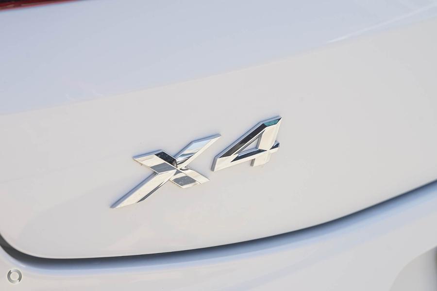 2019 BMW X4 xDrive20d M Sport