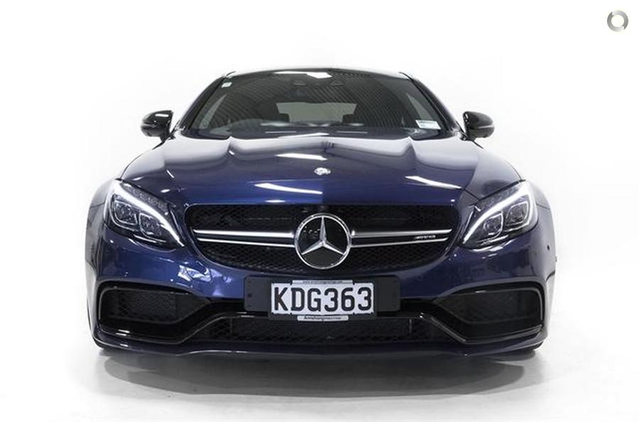 2016 Mercedes-AMG C 63 Coupe