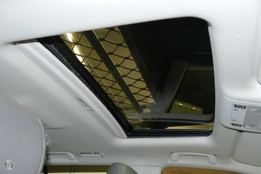 2007 Toyota Landcruiser Sahara UZJ200R