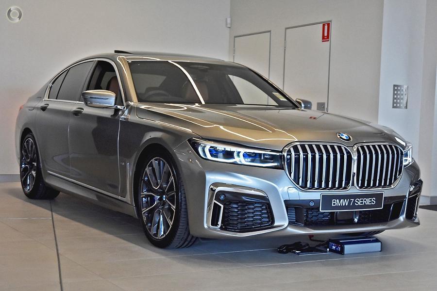 2019 BMW 730d