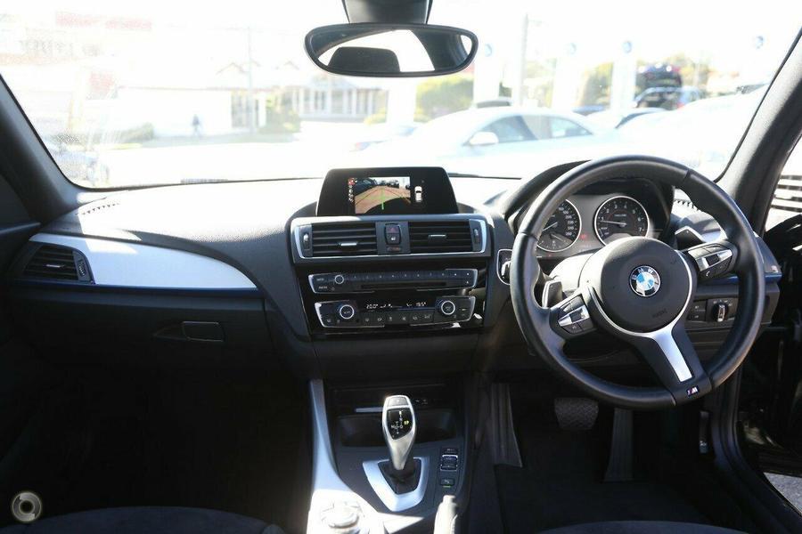 2016 BMW 1 Series 125i M Sport