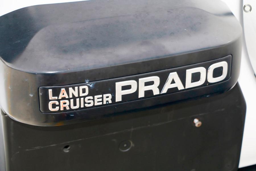 2017 Toyota Landcruiser Prado GXL GDJ150R