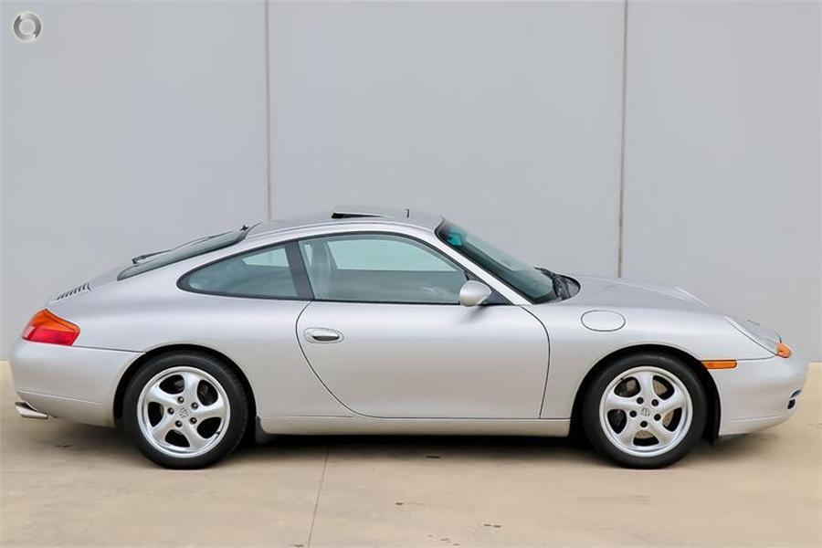 1998 Porsche 911 Carrera 996