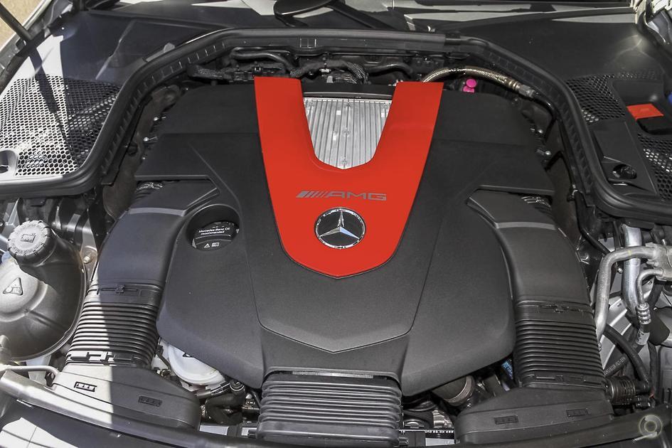 2018 Mercedes-Benz C 43 Cabriolet
