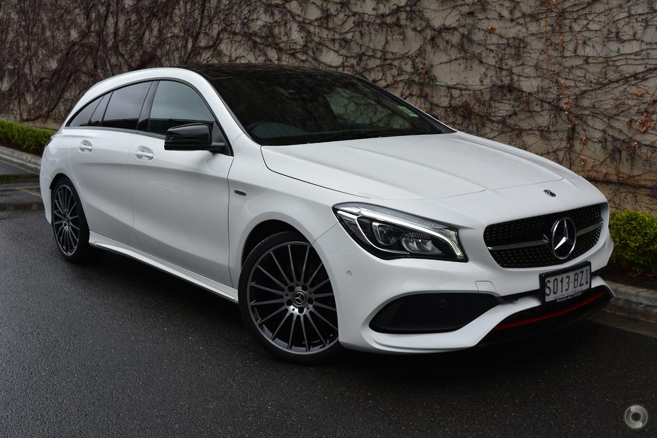 2018 Mercedes-Benz CLA 250 SPORT Shooting Brake
