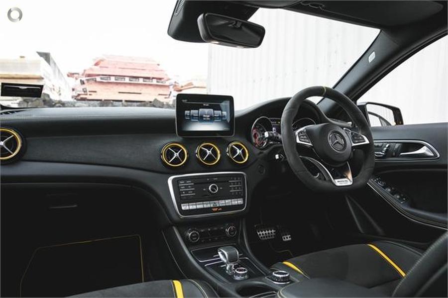 2018 Mercedes-AMG A 45 Hatch