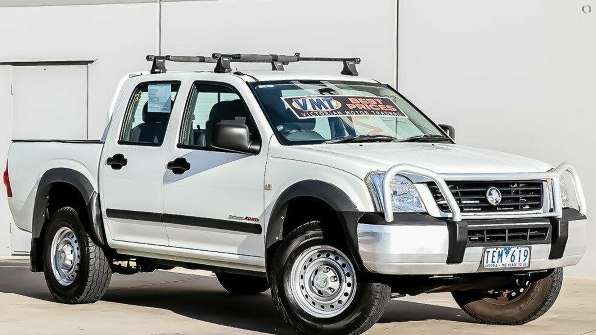 2004 Holden Rodeo RA