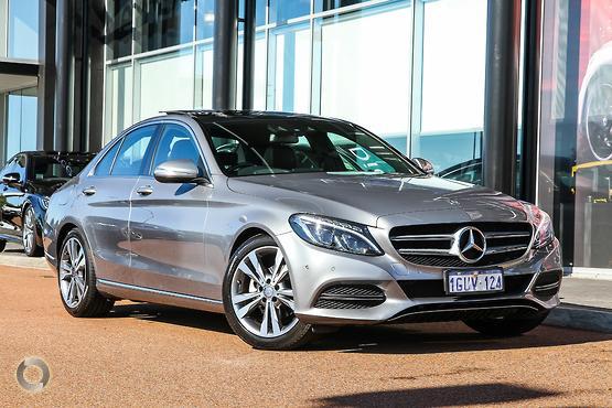 2015 Mercedes-Benz <br>C-CLASS