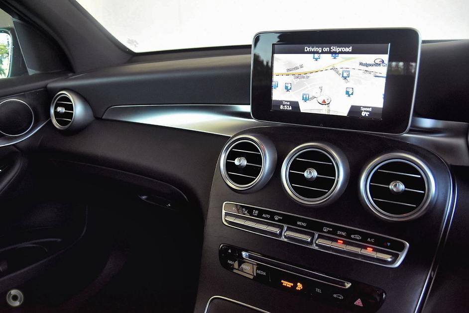 2015 Mercedes-Benz GLC 220 Suv