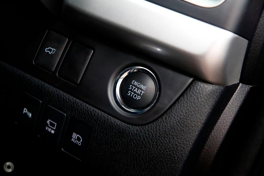 2018 Toyota Kluger Grande GSU50R