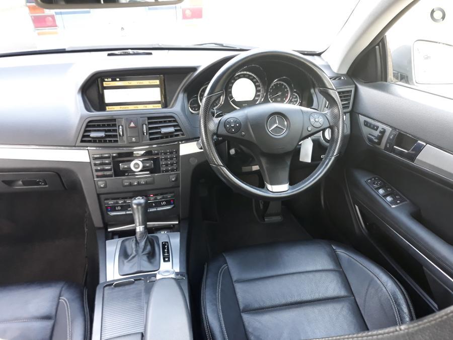 2010 Mercedes-Benz E 350 Coupe