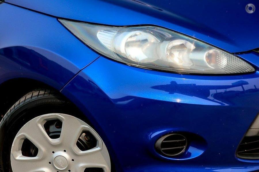 2012 Ford Fiesta CL WT