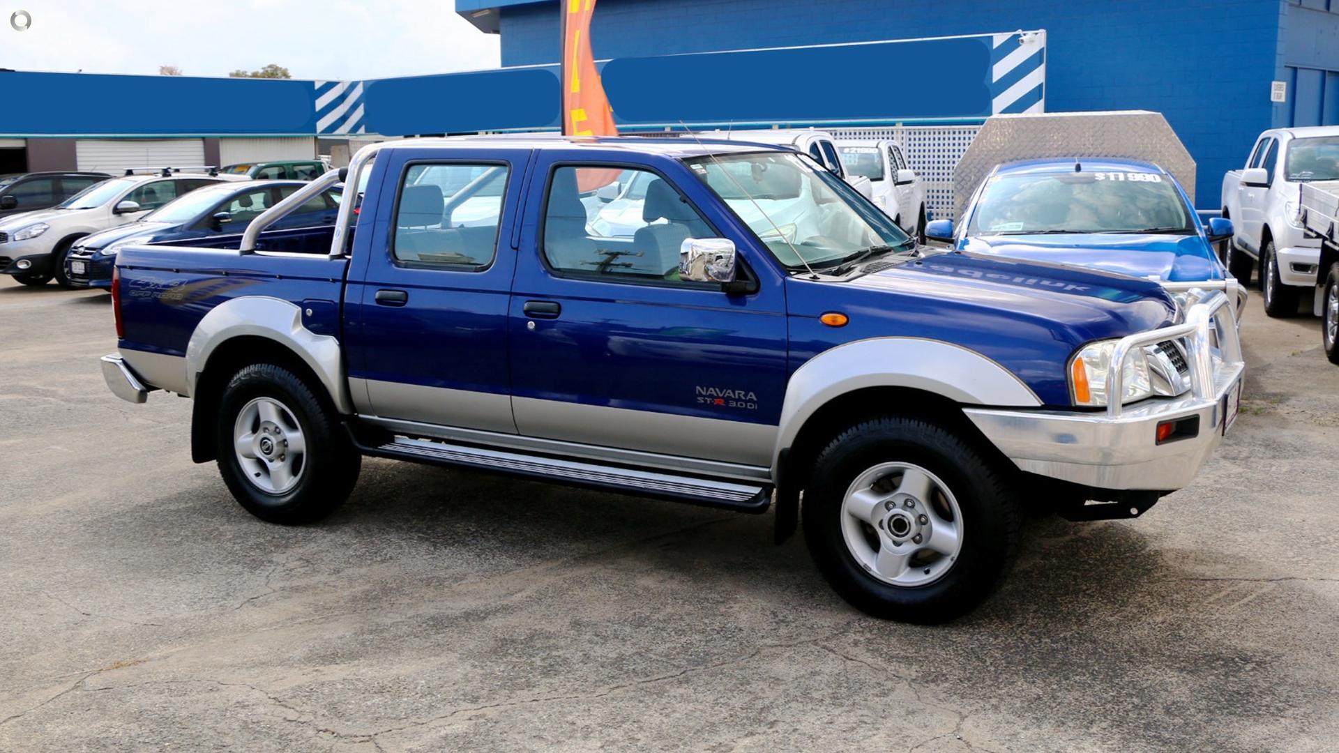 2006 Nissan Navara D22 S2