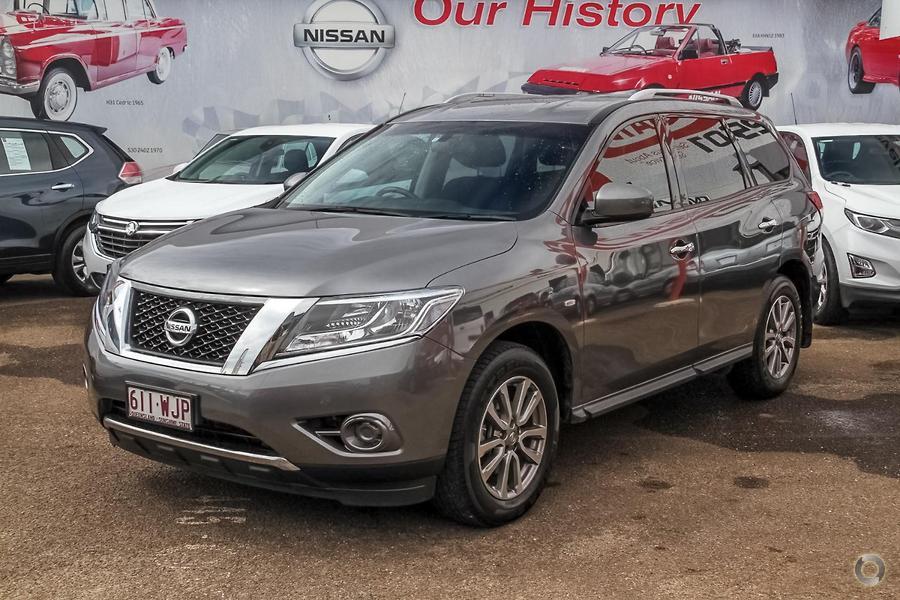 2016 Nissan Pathfinder ST