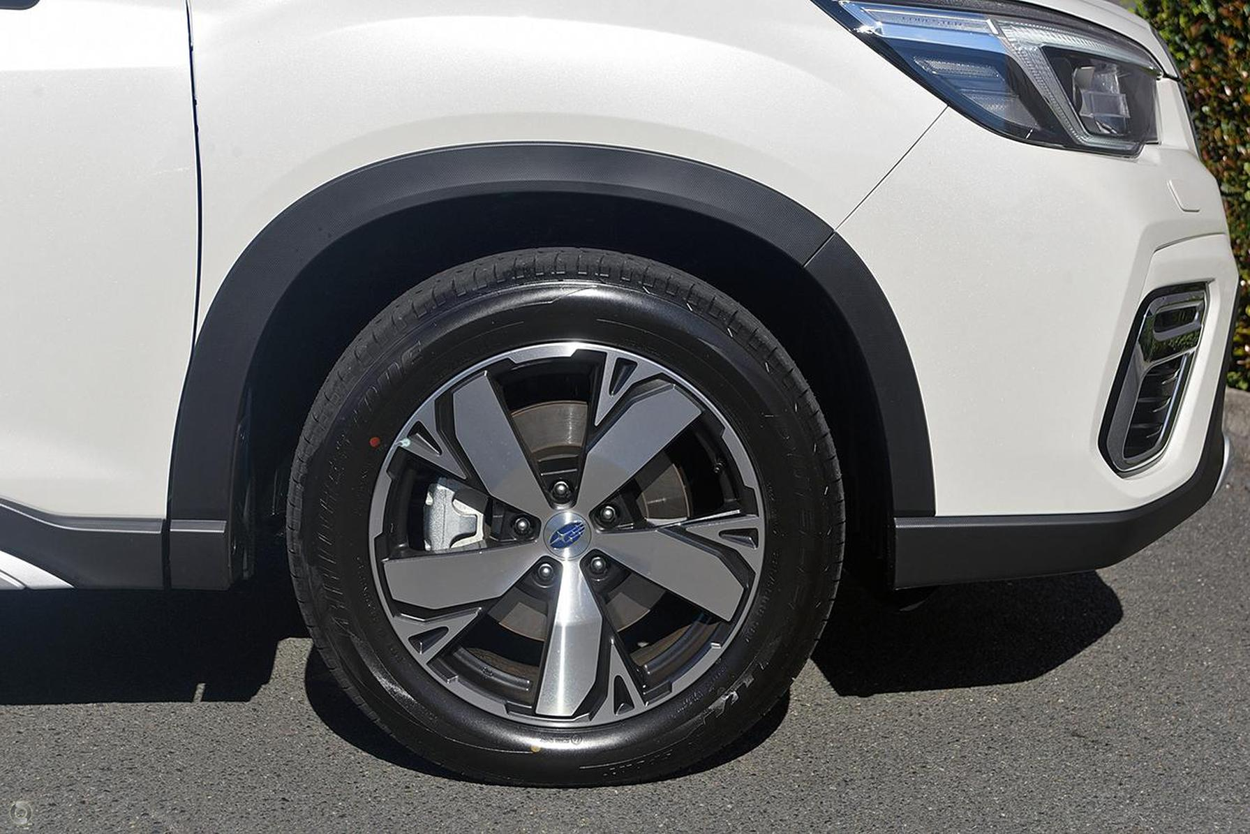 2019 Subaru Forester 2 5i-S S5 - von Bibra