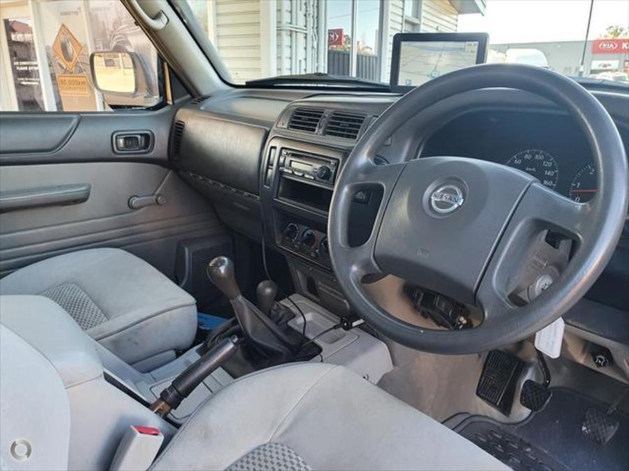 2006 Nissan Patrol DX GU II