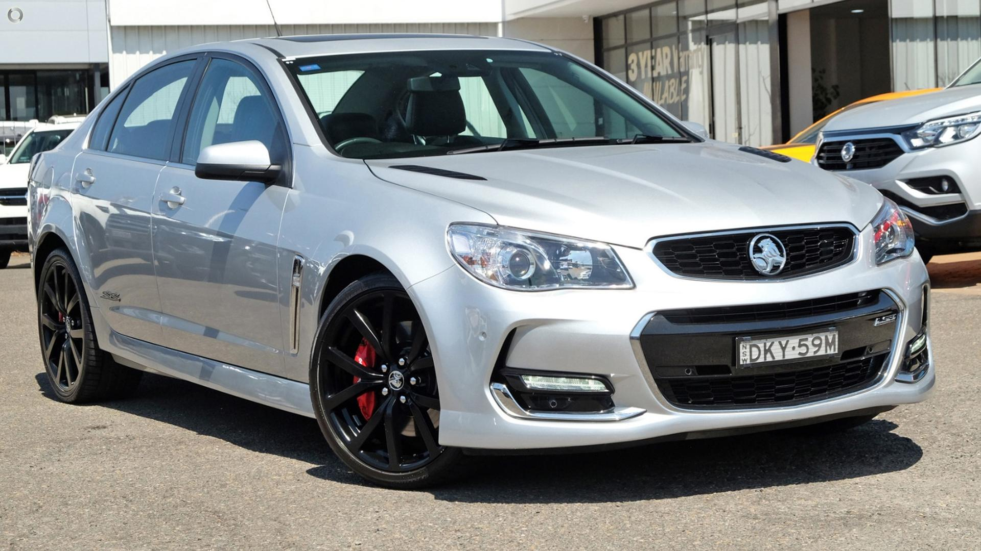 2016 Holden Commodore SS V Redline VF Series II